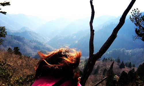鷲ヶ峰 絶景ポイント1