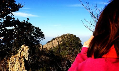 鷲ヶ峰 絶景ポイント2