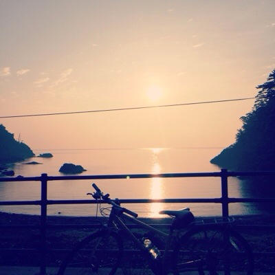 隠岐の島 自転車