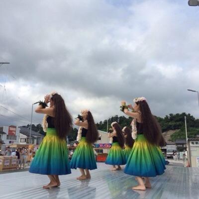Hulaダンスショー プルメリア