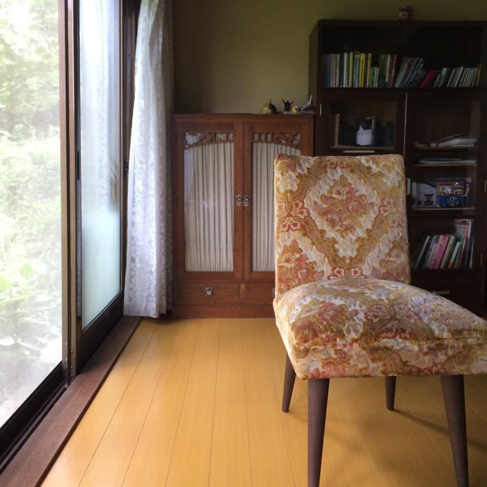 佃屋 読書スペース